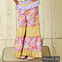 Mustard Pie Summer Magnolia Pixie Pant
