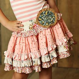 Mustard Pie Sugar Blossom Kenzington Eyelet Skirt