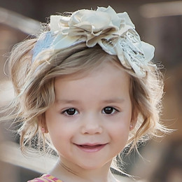Persnickety Pocket Full Of Posies Carmella Headband