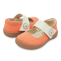 Livie & Luca Carta II Shoes - Orange