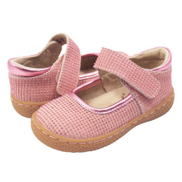 Livie & Luca Gemma Shoes - Rose Sparkle