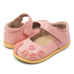 Livie & Luca Peacock Shoes - Light Pink