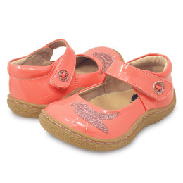 Livie & Luca Pio Pio Shoes - Guava Patent