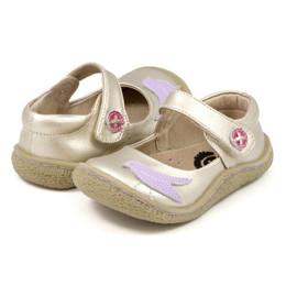 Livie & Luca Pio Pio Shoes - Metallic Gold