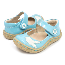 Livie & Luca Pio Pio Shoes - Blue Patent