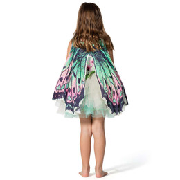 Paper Wings Butterfly Wings - Teal