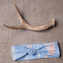 Jak & Peppar Starlight Wanderer Gypsy Headband - Dazed Spa Blue