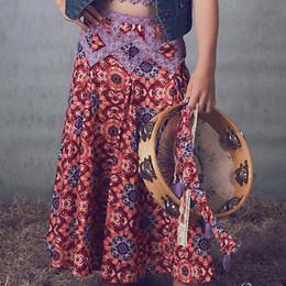 Jak & Peppar Starlight Wanderer Coronado Skirt - Tangerine (Del 1)