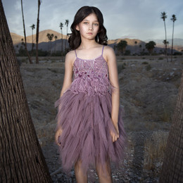 Tutu Du Monde Desert Daze Desert Queen Tutu Dress - Plum
