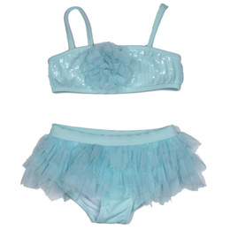 Kate Mack Candy Cloud 2pc Skirted Swim Bikini