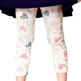 Deux Par Deux Rose Bonbon Leggings