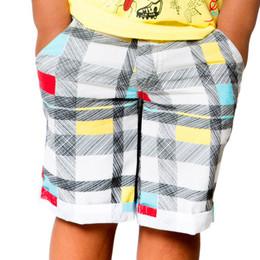Deux Par Deux Bugs Bebop Bermuda Shorts