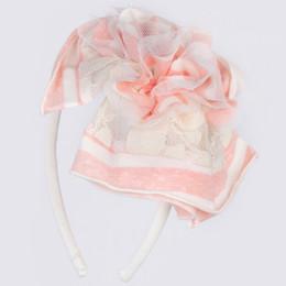 Isobella & Chloe Colby Headband - Coral