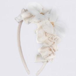 Isobella & Chloe Chloe Headband - Taupe