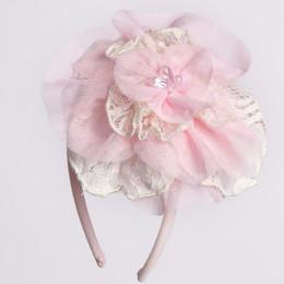 Isobella & Chloe Pink Lemonade Headband - Pink