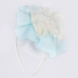 Isobella & Chloe Sweet Breeze Headband - Teal