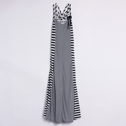 Isobella & Chloe Amelia Maxi Dress - Black