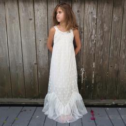 Isobella & Chloe Chloe Maxi Dress - Taupe