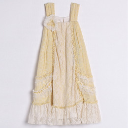 Isobella & Chloe Marigolds Dress - Yellow