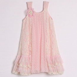 Isobella & Chloe Pink Lemonade Dress - Pink