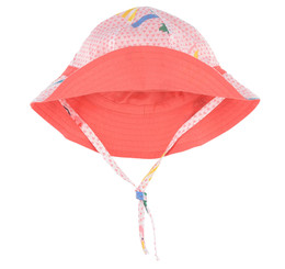 Catimini Floride 50's Pop Graphique Reversible Hat