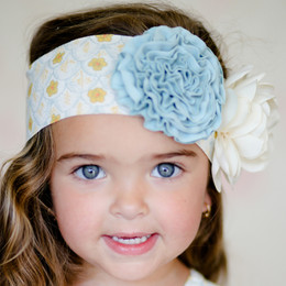 Giggle Moon Garden of Eden Knit Headband - Print