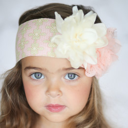 Giggle Moon Fruits Of The Spirit Knit Headband - Print