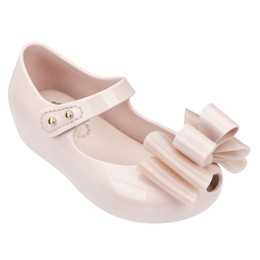 Mini Melissa Ultragirl Sweet III Shoes - Sand Pink