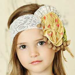 Mustard Pie Andalusia Colette Headband - Cream