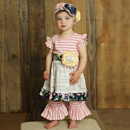 Mustard Pie Secret Garden Olivia Dress Set - Pink