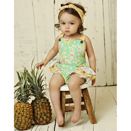 Mustard Pie Andalusia Savannah Sunsuit