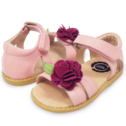 Livie & Luca Camille Sandals - Light Pink