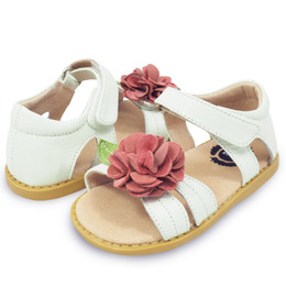 Livie & Luca Camille Sandals - White