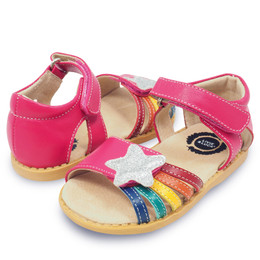 Livie & Luca Nova Sandals - Hot Pink