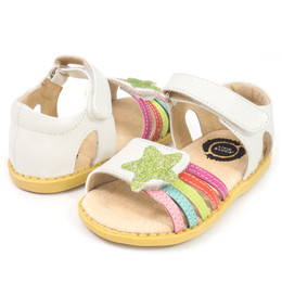 Livie & Luca Nova Sandals - Milk