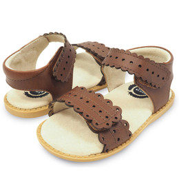 Livie & Luca Posey Sandals - Brown