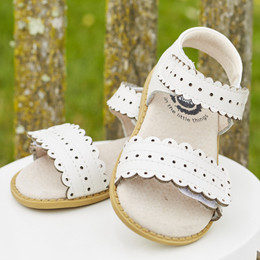 Livie & Luca Posey Sandals - White