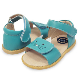 Livie & Luca Tabby Sandals - Turquoise