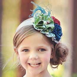 Persnickety Bushel & A Peck Naomi Headband