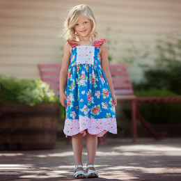 Persnickety Bushel & A Peck Addison Dress