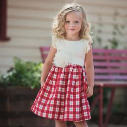 Persnickety Bushel & A Peck Maddie Dress
