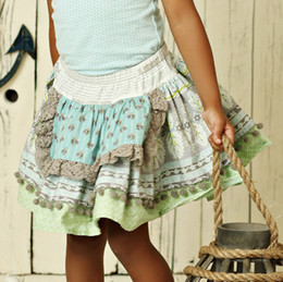 Mustard Pie Seaside Summer Lydia Apron Skirt