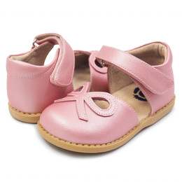 Livie & Luca Bow Limited Edition Shoe - Pink Icing