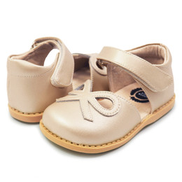Livie & Luca Bow Limited Edition Shoe - Sugar Cookie