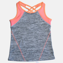 Mayoral Activewear Strapped Tank - Gray