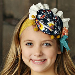 Mustard Pie Jeweled Forest Colette Headband