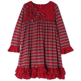Isobella & Chloe Cherry Sorbet Empire Dress