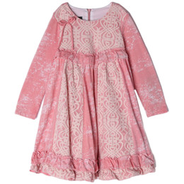 Isobella & Chloe Sugar Poppy Empire Dress