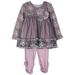 Isobella & Chloe Nightingale 2pc Tunic & Legging Set