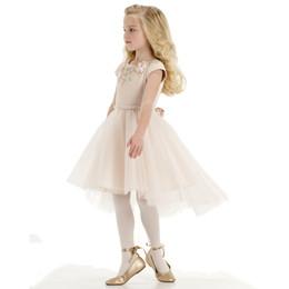 Biscotti Wishful Thinking Hi Low Dress - Taupe